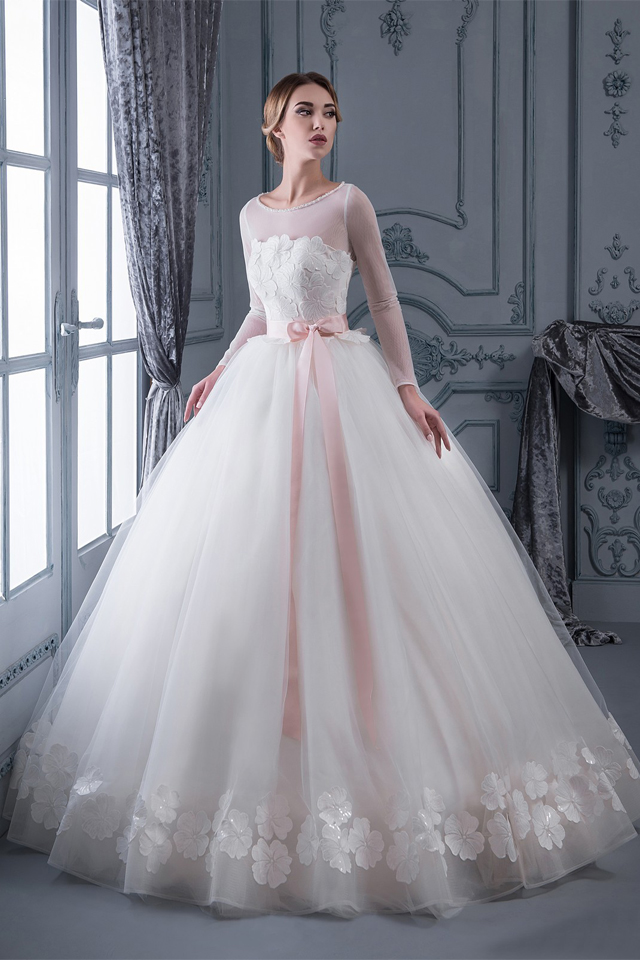 Азалия свадебные платья