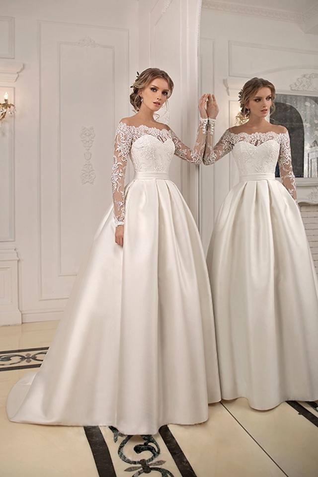 3465787928580ce Страница 1. Пышные свадебные платья киев